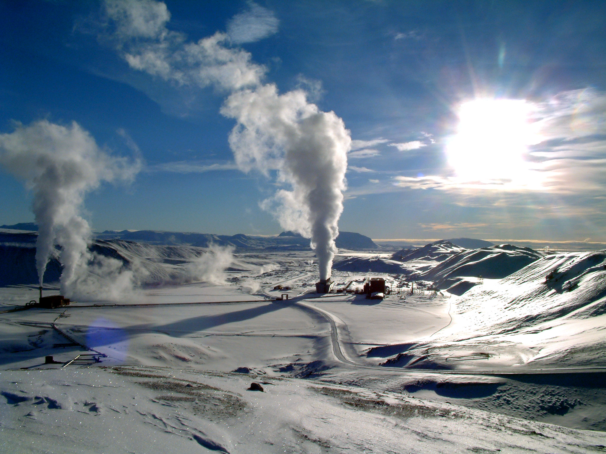 DYK: Geothermal Energy-What Is It?