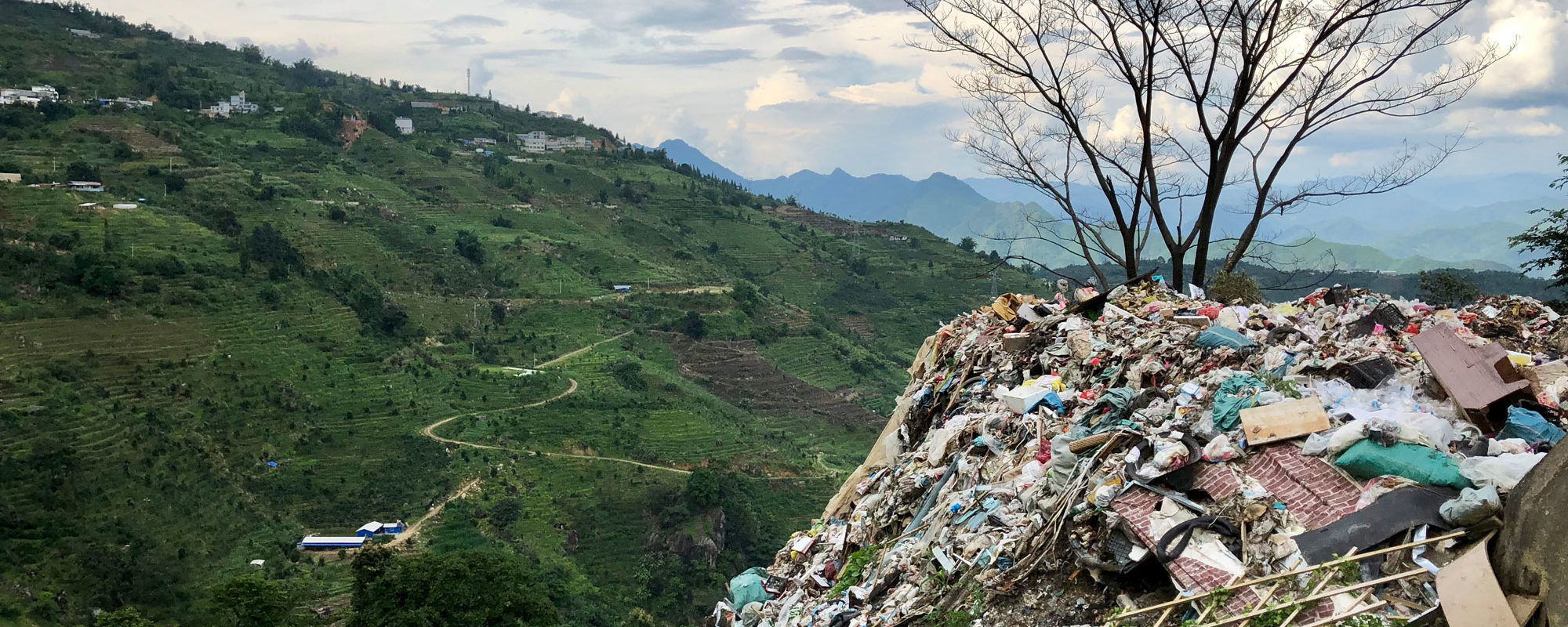 DYK: Waste, Waste As Far As You Can See