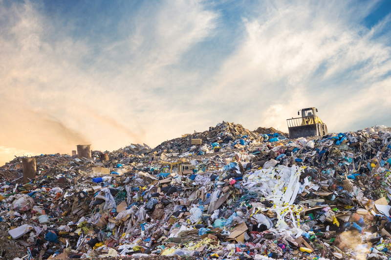 DYK: Landfills What A Waster