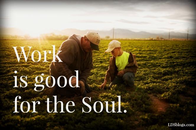 Work Self Worth