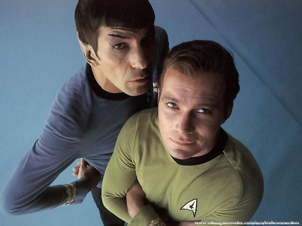 The Borg vs. Kirk vs. Spock