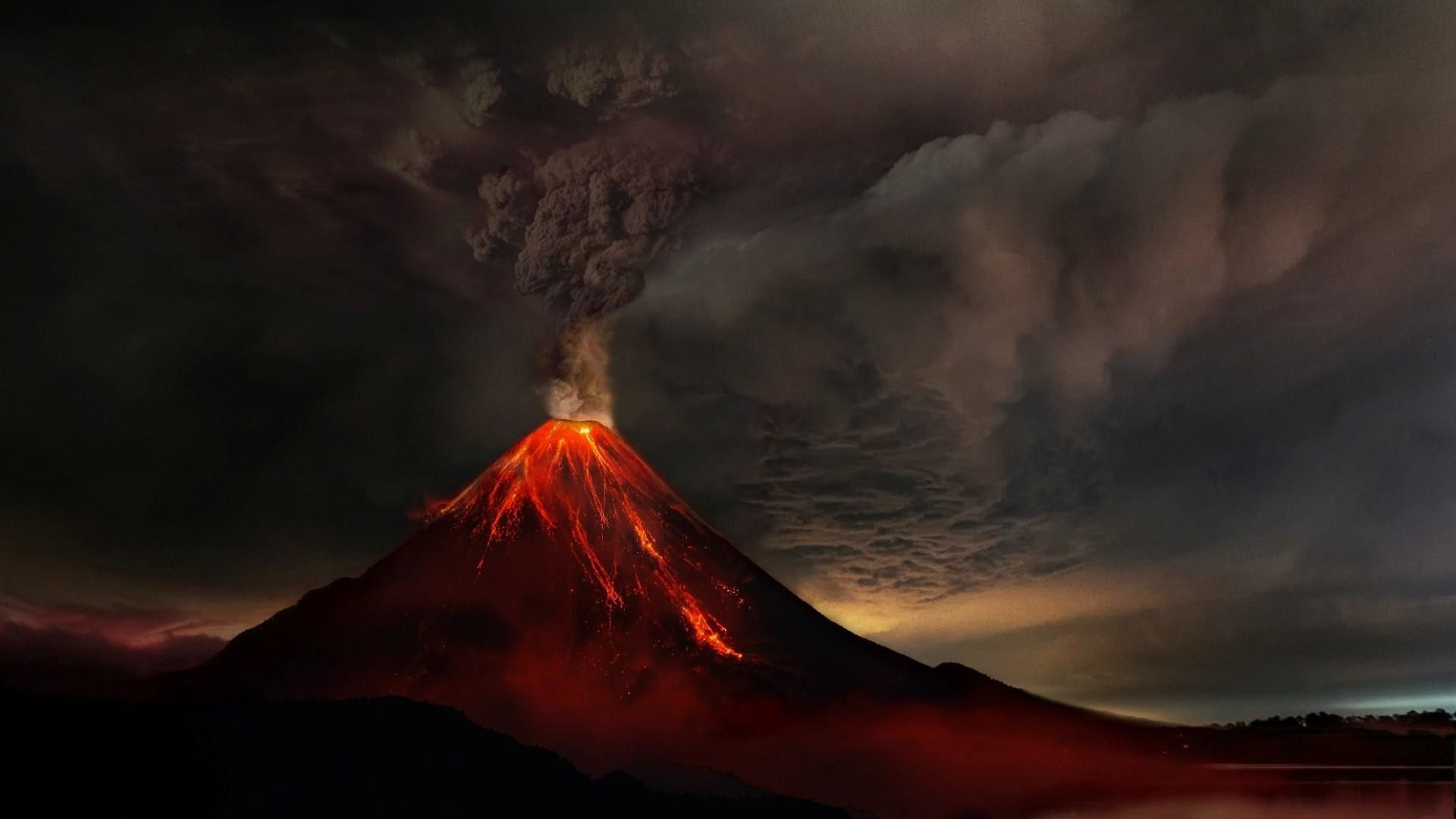 DYK: Volcanos, Earths Untouchable Oil